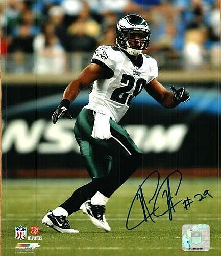 64274cdef Autographed Signed Nate Allen 8x10 Photo Philadelphia Eagles - Certified  Authentic