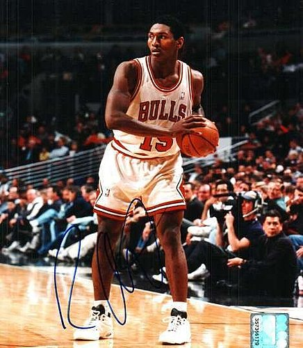 d9bbb22aa467 Autographed Signed Ron Artest Chicago Bulls 8x10 Photo - Certified Authentic