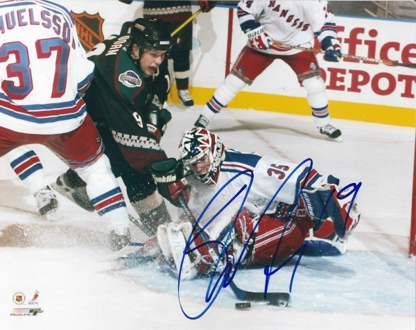 f5d1b73a6da Autographed Signed Shane Doan 8x10 Arizona Coyotes Photo - Certified  Authentic