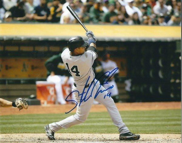 online store a1b87 05378 Starlin Castro Autographed Memorabilia | Signed Photo ...