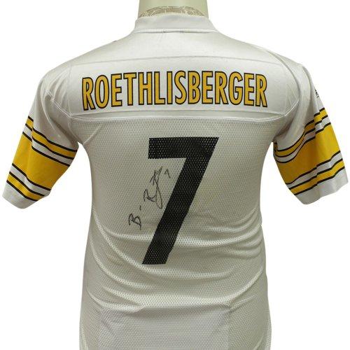 brand new 35c74 457ce Ben Roethlisberger | Autographed Football Memorabilia & NFL ...