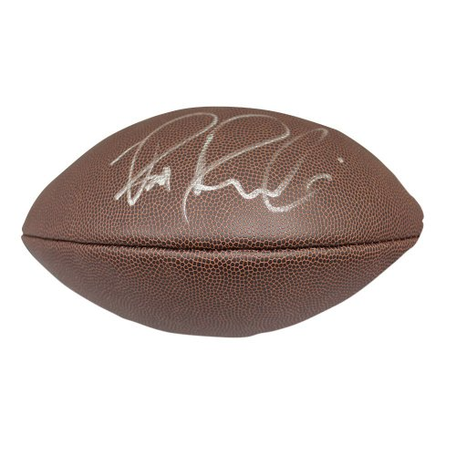 Bill Romanowski Autographed Signed NFL Supergrip Football - Certified Authentic