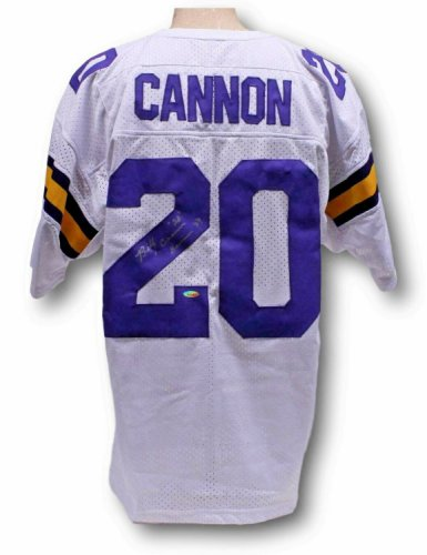 Billy Cannon Autographed Memorabilia | Signed Photo, Jersey ...