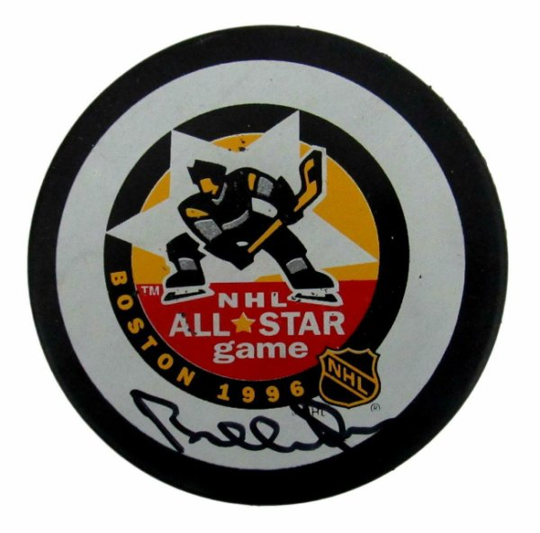 Bobby Orr Autographed Signed /Autographed Boston 1996 All-Stars Hockey Puck PSA/DNA