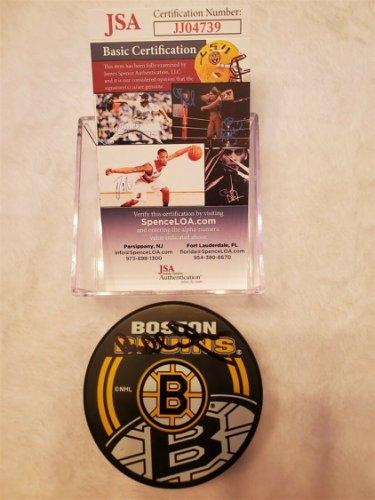 Bobby Orr Autographed Signed Bruins Puck JSA COA