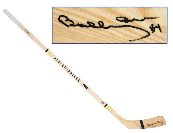 Bobby Orr Boston Bruins Autographed Signed Victoriaville Hockey Stick GNR COA