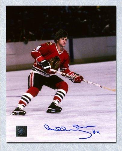 Bobby Orr Chicago Blackhawks Autographed Signed Last Season 8x10 Photo: GNR COA