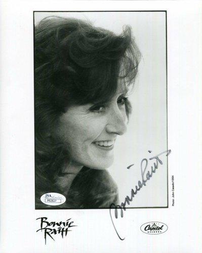 Framed Bonnie Raitt Autograph Replica Print 8x10 Print