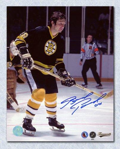 best sneakers c5fa4 13fdd Brad Park Boston Bruins Autographed Signed Defenceman 8x10 ...