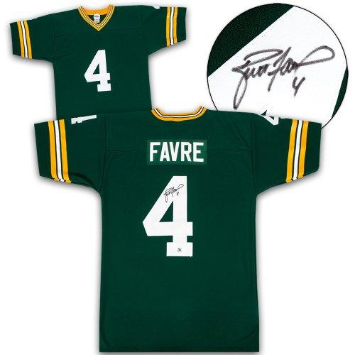 promo code e41c1 10605 Brett Favre | Autographed Football Memorabilia & NFL Merchandise
