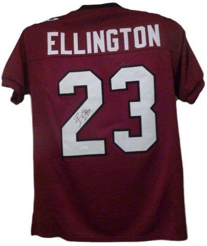 Bruce Ellington Autographed Signed /Signed South Carolina Red Xl ...