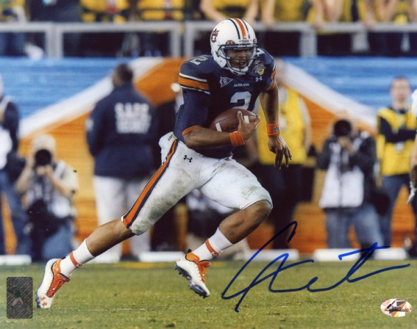 new style 5f357 9b8b0 Cam Newton | Autographed Football Memorabilia & NCAA Merchandise