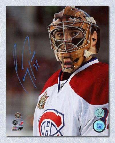 76b103c69 Carey Price Montreal Canadiens Autographed Signed Heritage Classic Autographed  Signed 16x20 Photo - Certified Authentic