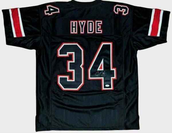 carlos hyde jersey 49ers