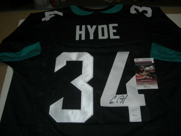authentic carlos hyde jersey