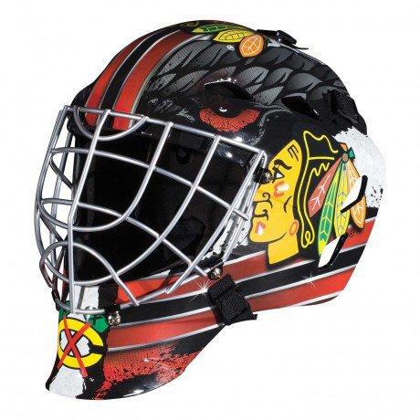 Chicago Blackhawks Full Size Youth Goalie Hockey Mask