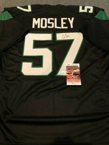 CJ Mosley Autographed Memorabilia | Signed Photo, Jersey ...