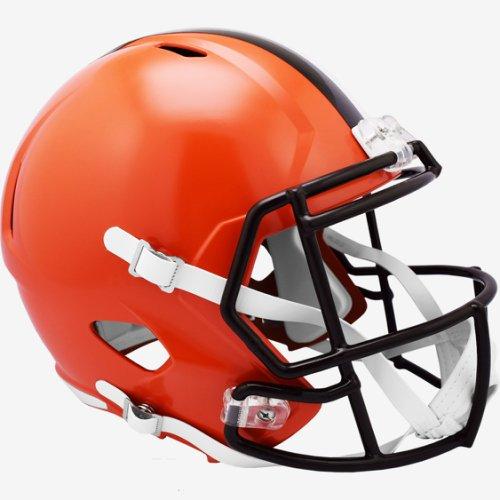 Cleveland Browns Speed Replica Football Helmet NEW 2020