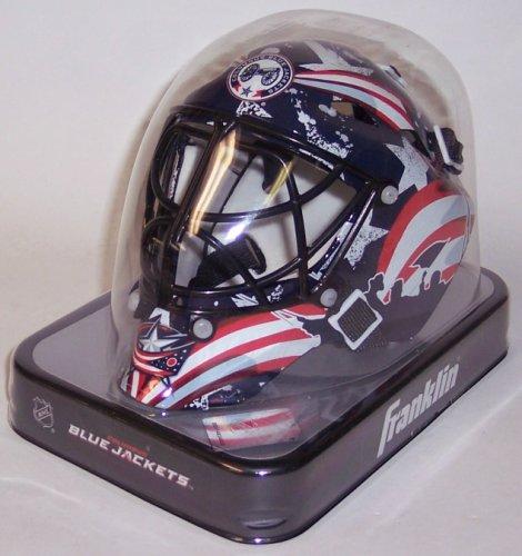Columbus Blue Jackets Franklin Sports NHL Mini Goalie Mask