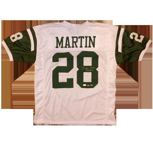 the best attitude e08ef 8065e Curtis Martin Autographed Memorabilia   Signed Photo, Jersey ...