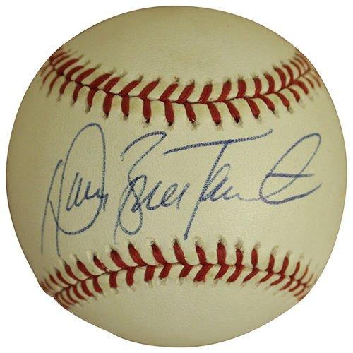 Autographs-original George Steinbrenner Ny Yankees Owner Signed Official Mlb Baseball Auto Jsa Loa Without Return Sports Mem, Cards & Fan Shop