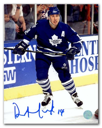 88d83932 Dave Andreychuk Tampa Bay Lightning Autographed Signed Franchise ...