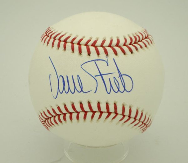 ecd82d4be9c Dave Stieb Autographed Signed MLB Official Major League Baseball - Toronto  Blue Jays - Certified Authentic