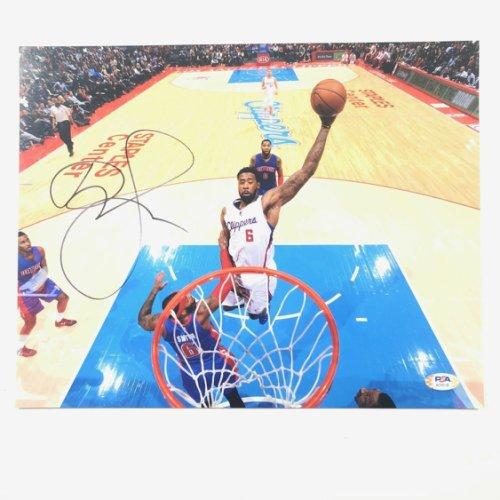 Deandre Jordan Autographed Signed 11X14 Photo PSA/DNA Los Angeles Clippers Autographed