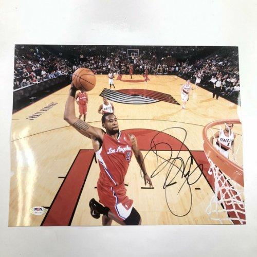Deandre Jordan Autographed Signed 11X14 Photo PSA/DNA Los Angeles Clippers Nets Autographed