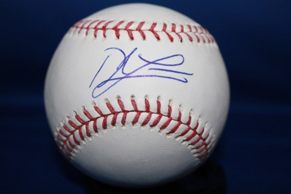 a6761b17c9c Derek Lowe Autographed Signed Baseball - Certified Authentic