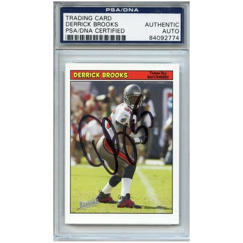 1a71f365 Autographed Trading Cards | Tampa Bay Buccaneers | Merchandise ...