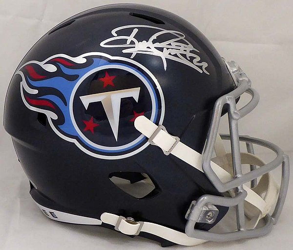 100% authentic 44868 3a54b Tennessee Titans Autographed Full Size Helmets | Signed Helmets