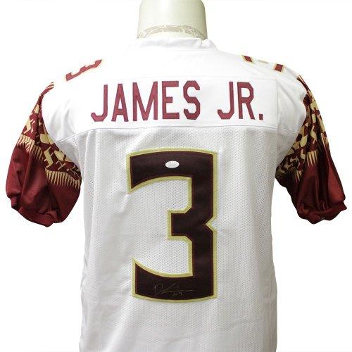 innovative design 0e3a3 8e43f Derwin James Florida State Seminoles Autographed Signed NCAA ...