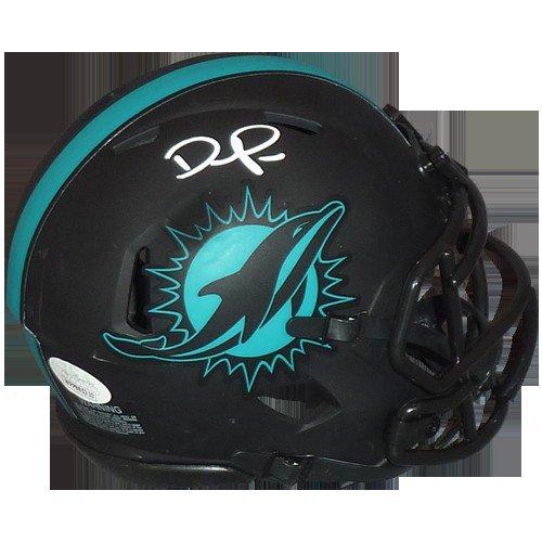 Devante Parker Autographed Signed Miami Dolphins ECLIPSE Mini Helmet - JSA Witness