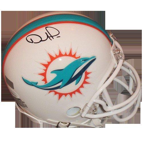 Devante Parker Autographed Signed Miami Dolphins Mini Helmet - JSA Witness