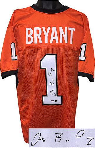 Dez Bryant Autographed Memorabilia Signed Photo Jersey