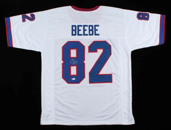 Don Beebe Autographed Memorabilia | Signed Photo, Jersey ...