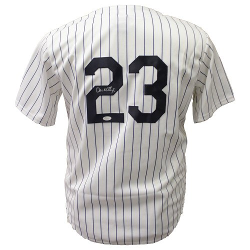 a9d6f124849 Don Mattingly Autographed Signed New York Yankees Jersey - JSA Certified  Authentic