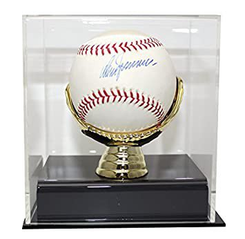 d65234173 Don Zimmer Autographed Signed Rawlings Official Major League Baseball With  Gold Glove Display Case - Certified
