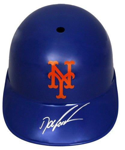 Dwight 'Doc' Gooden Autographed Signed New York Mets Replica Batting Helmet