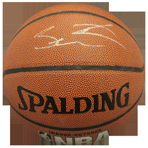 Dwyane Wade Autographed Signed NBA I/O Basketball - JSA