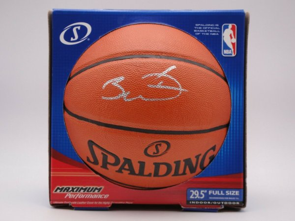 Dwyane Wade Autographed Signed PSA/DNA Official NBA I/O Basketball Autographed #4A60840