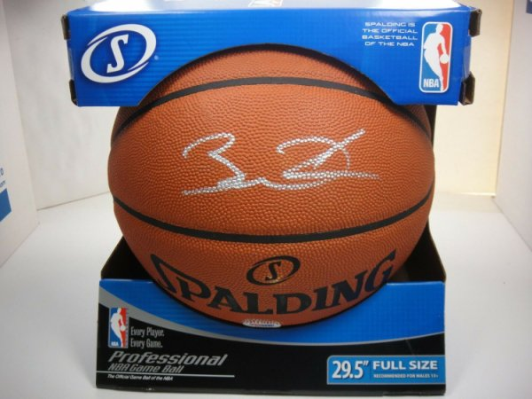 Dwyane Wade Autographed Signed PSA/DNA Official NBA Leather Game Basketball Autograph