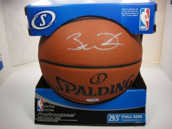 Dwyane Wade Autographed Signed PSA/DNA Official NBA Leather Game Basketball Autograph .