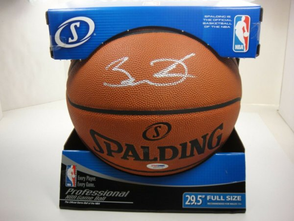 Dwyane Wade Autographed Signed PSA/DNA Official NBA Leather Game Basketball Autographed .