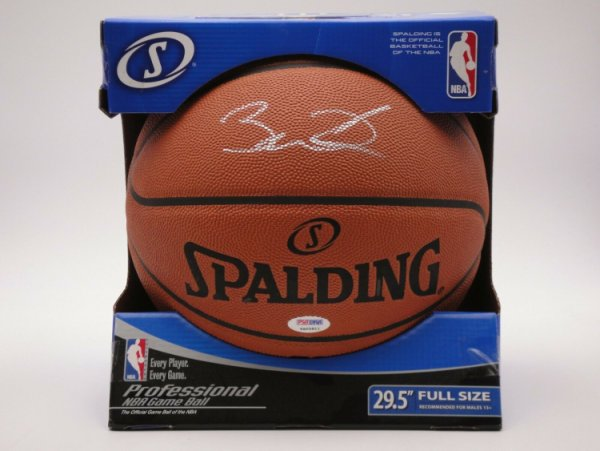 Dwyane Wade Autographed Signed PSA/DNA Official NBA Leather Game Basketball Autographed! .
