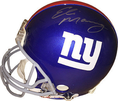 new style a1b74 a16bf Eli Manning | Autographed Football Memorabilia & NFL Merchandise