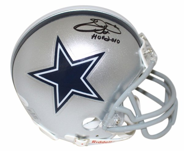 Troy Aikman Dallas Cowboys Signed Autograph 16x20 Photo Photograph Aikman Hologram /& JSA Witnessed Certified