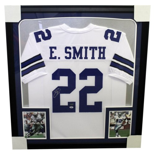 hot sale online 40133 c3780 Emmitt Smith Autographed Memorabilia | Signed Photo, Jersey ...