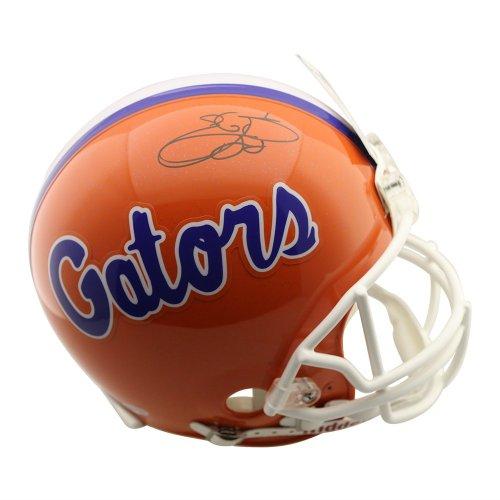 Emmitt Smith Florida Gators Autographed Signed Riddell F/S Authentic Helmet - Beckett/Prova Authentic